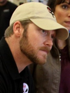 """Chris Kyle January 2012"" by Cpl. Damien Gutierrez - This file was derived from: Chris Kyle at Camp Pendleton.jpg. Licensed under Public Domain via Wikimedia Commons"