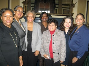 Members of the MD Women's State Caucus