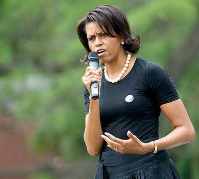 pictures of michelle obama in vail. michelle obama vail ribs.